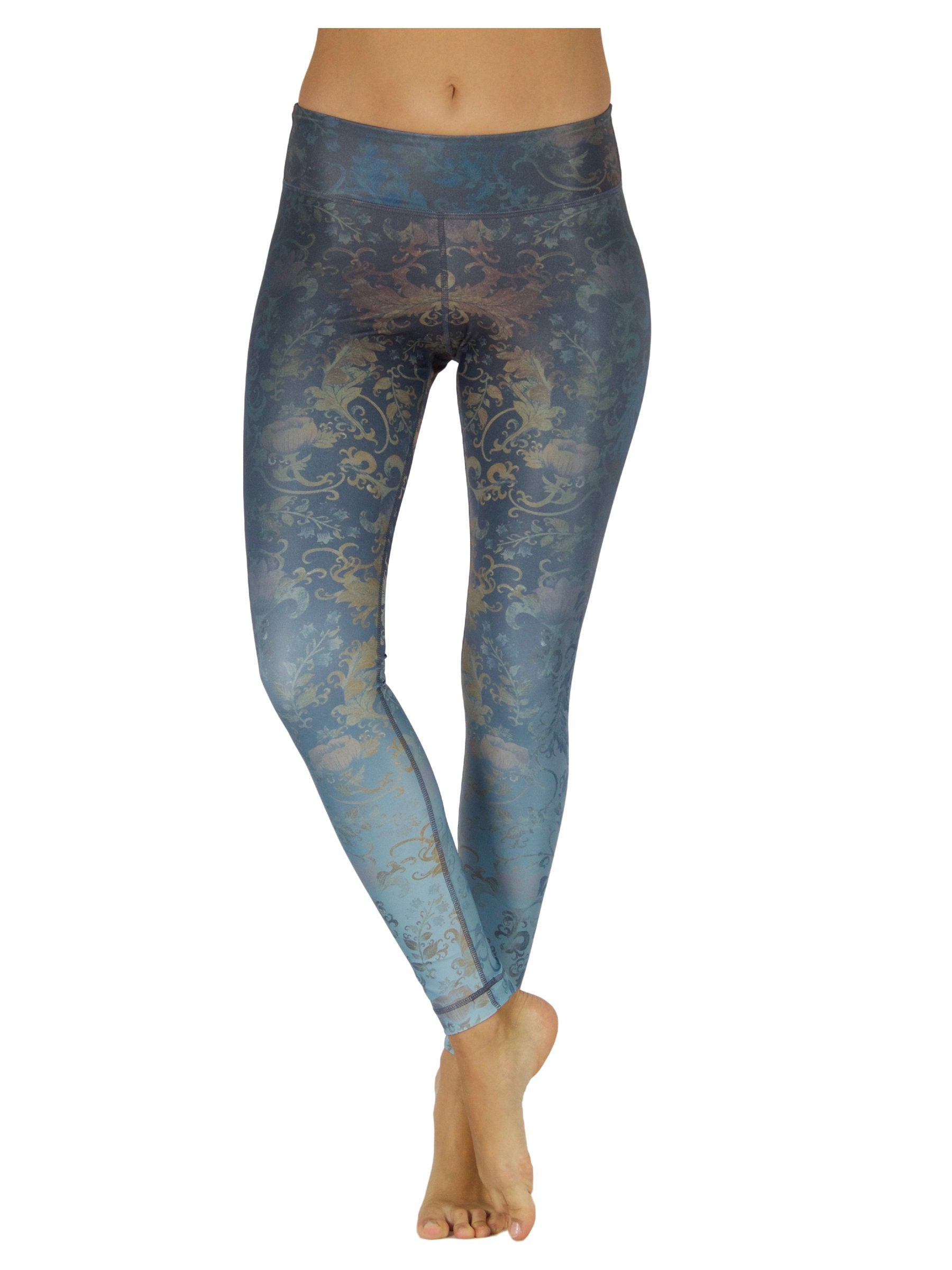 Shining Goddess by Niyama - High Quality, Yoga Legging for Movement Artists.