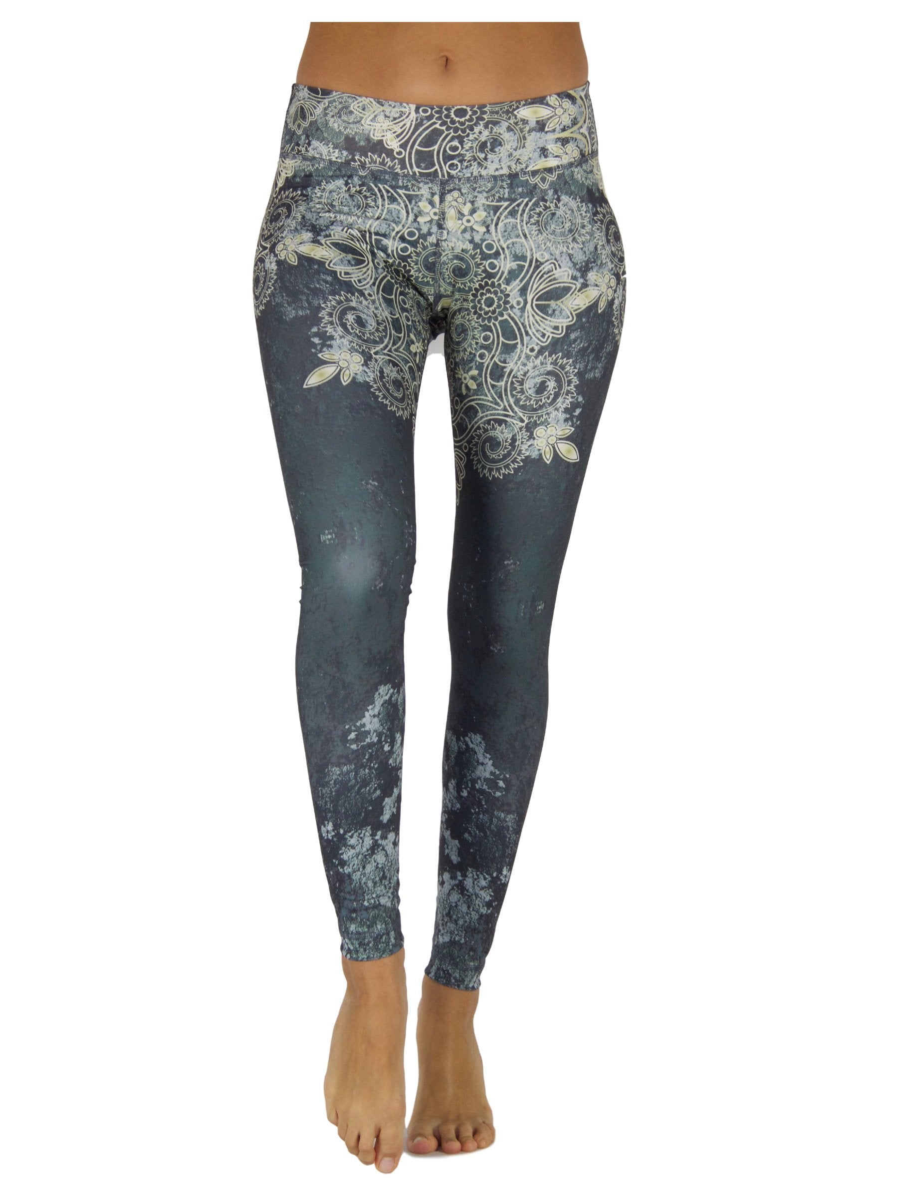 Ace of Lace by Niyama - High Quality, Yoga Legging for Movement Artists.