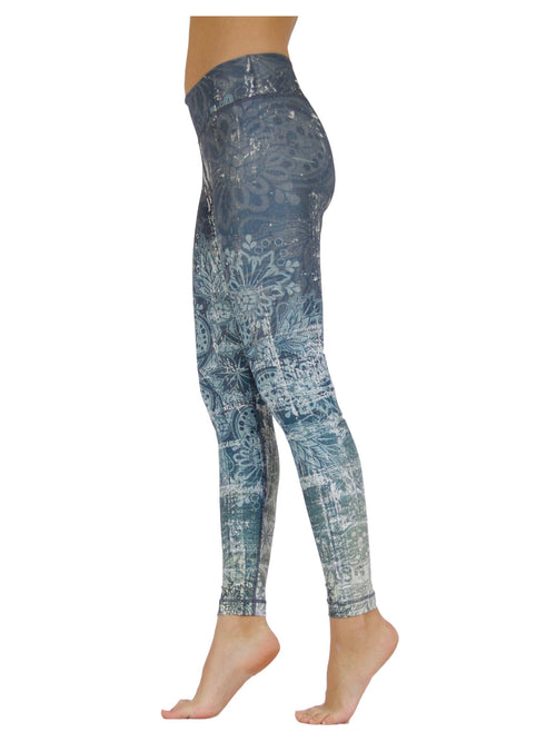 Love and Light by Niyama - High Quality, Yoga Legging for Movement Artists.