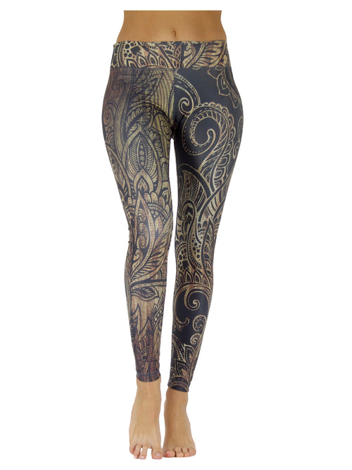 Osiris by Niyama - High Quality, Yoga Legging for Movement Artists.
