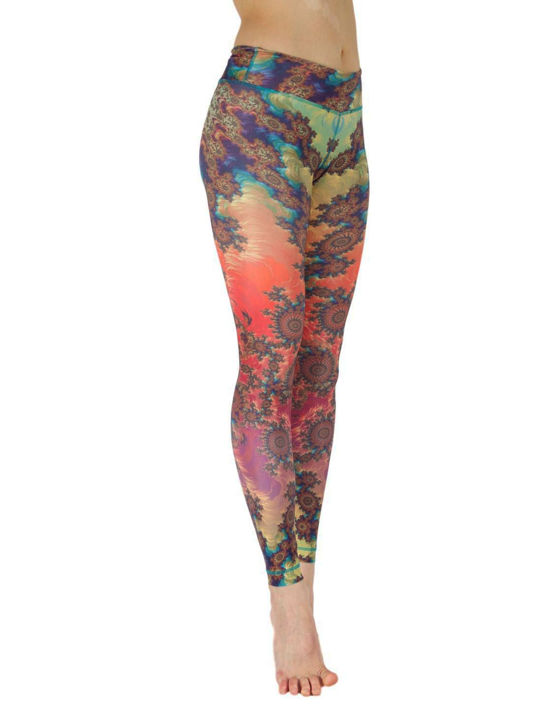Sunshine by Niyama - High Quality, Yoga Legging for Movement Artists.