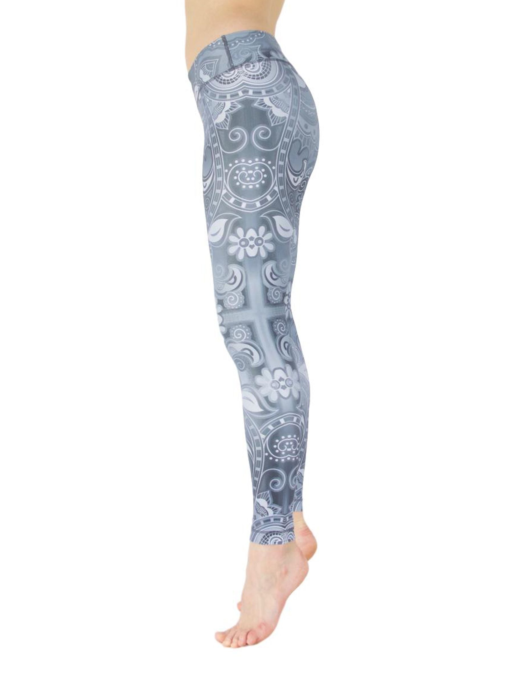 Ibiza Nights by Niyama - High Quality, Yoga Legging for Movement Artists.