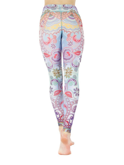 Ibiza Days by Niyama - High Quality, Yoga Legging for Movement Artists.