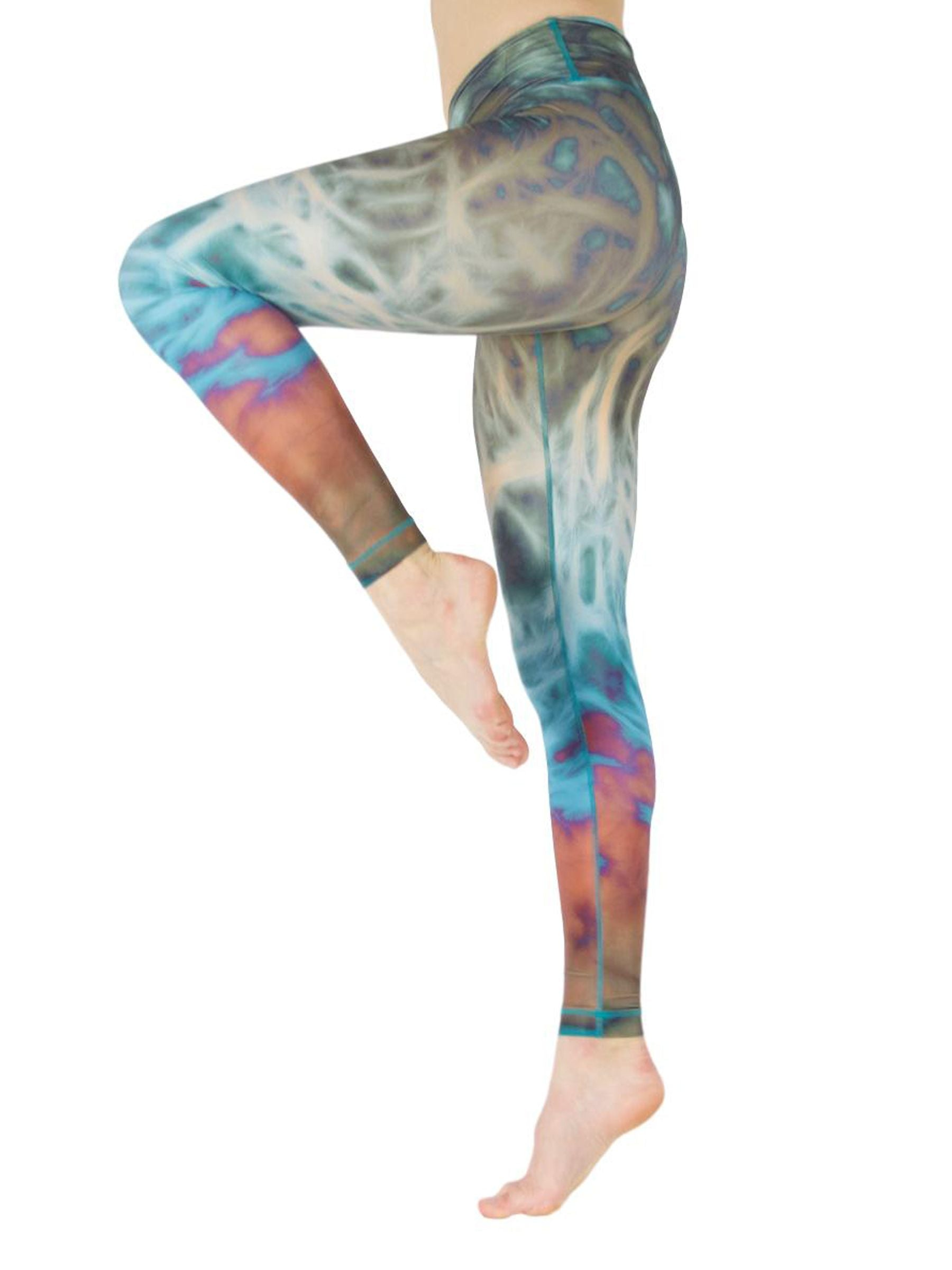 Breathe All In by Niyama - High Quality, Yoga Legging for Movement Artists.