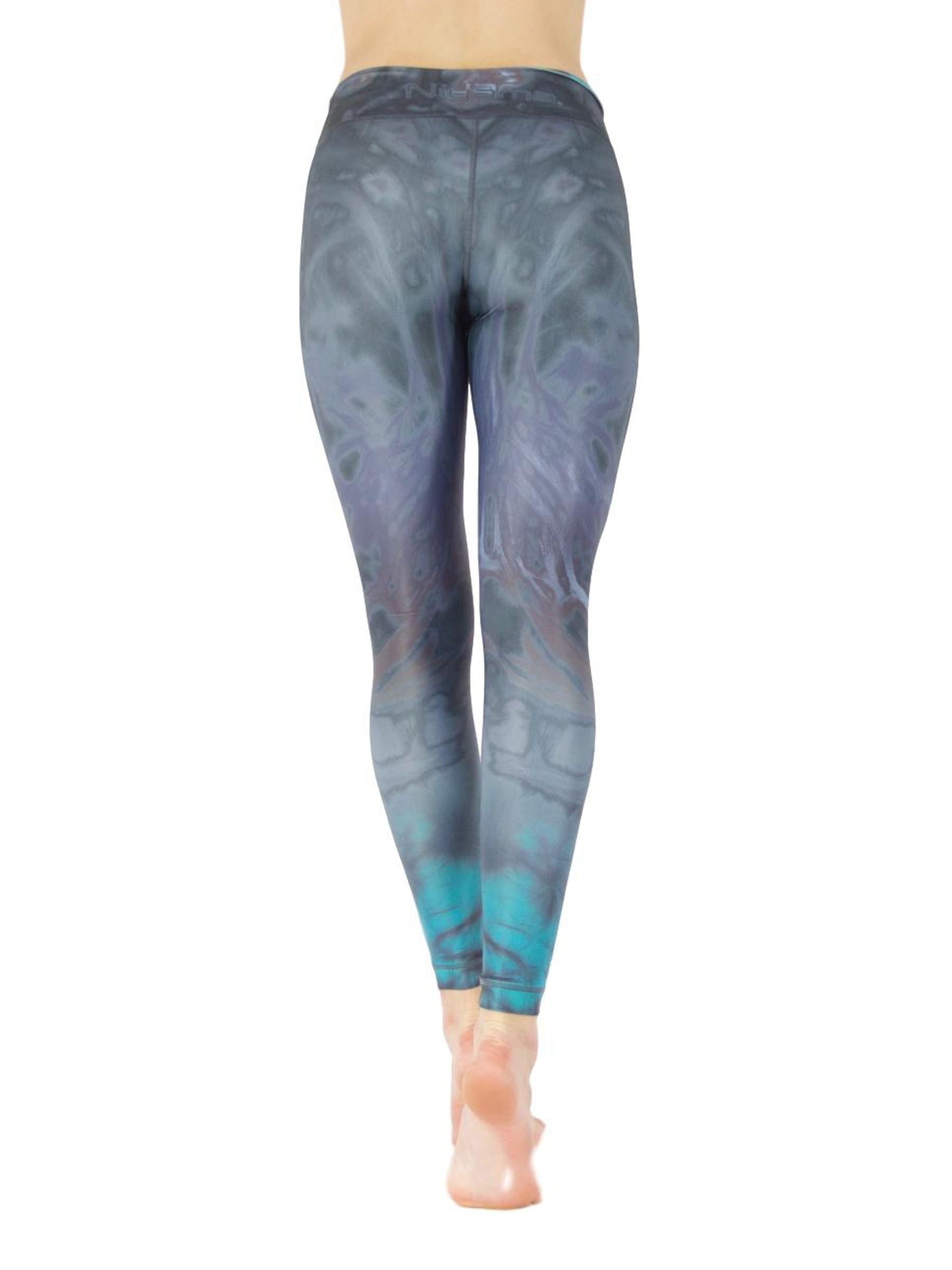 Breathe All Out by Niyama - High Quality, Yoga Legging for Movement Artists.