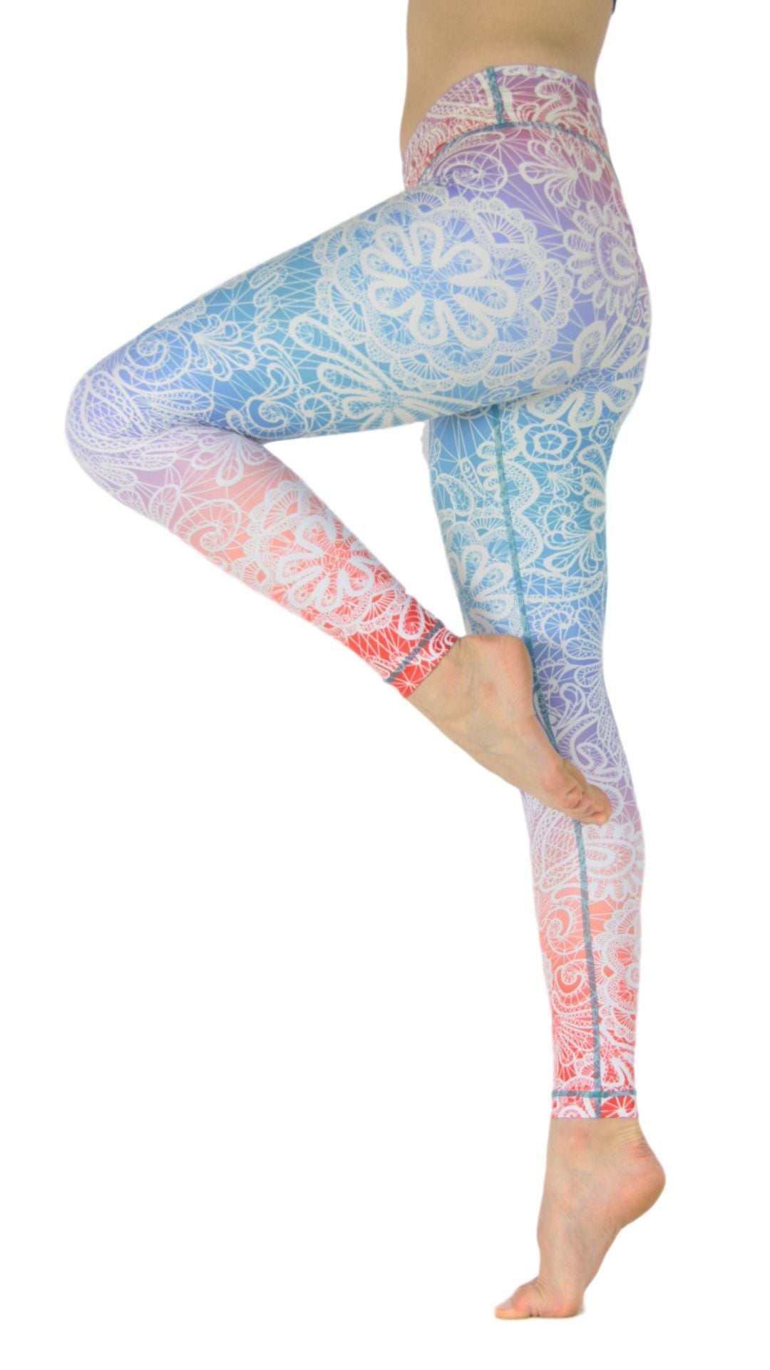 Sweet Summer Child by Niyama - High Quality, Yoga Legging for Movement Artists.