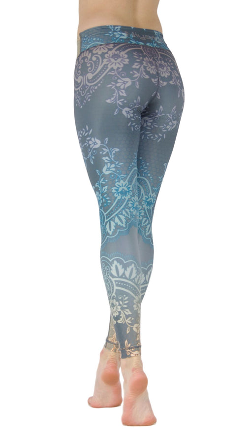 Golden Girl by Niyama - High Quality, Yoga Legging for Movement Artists.