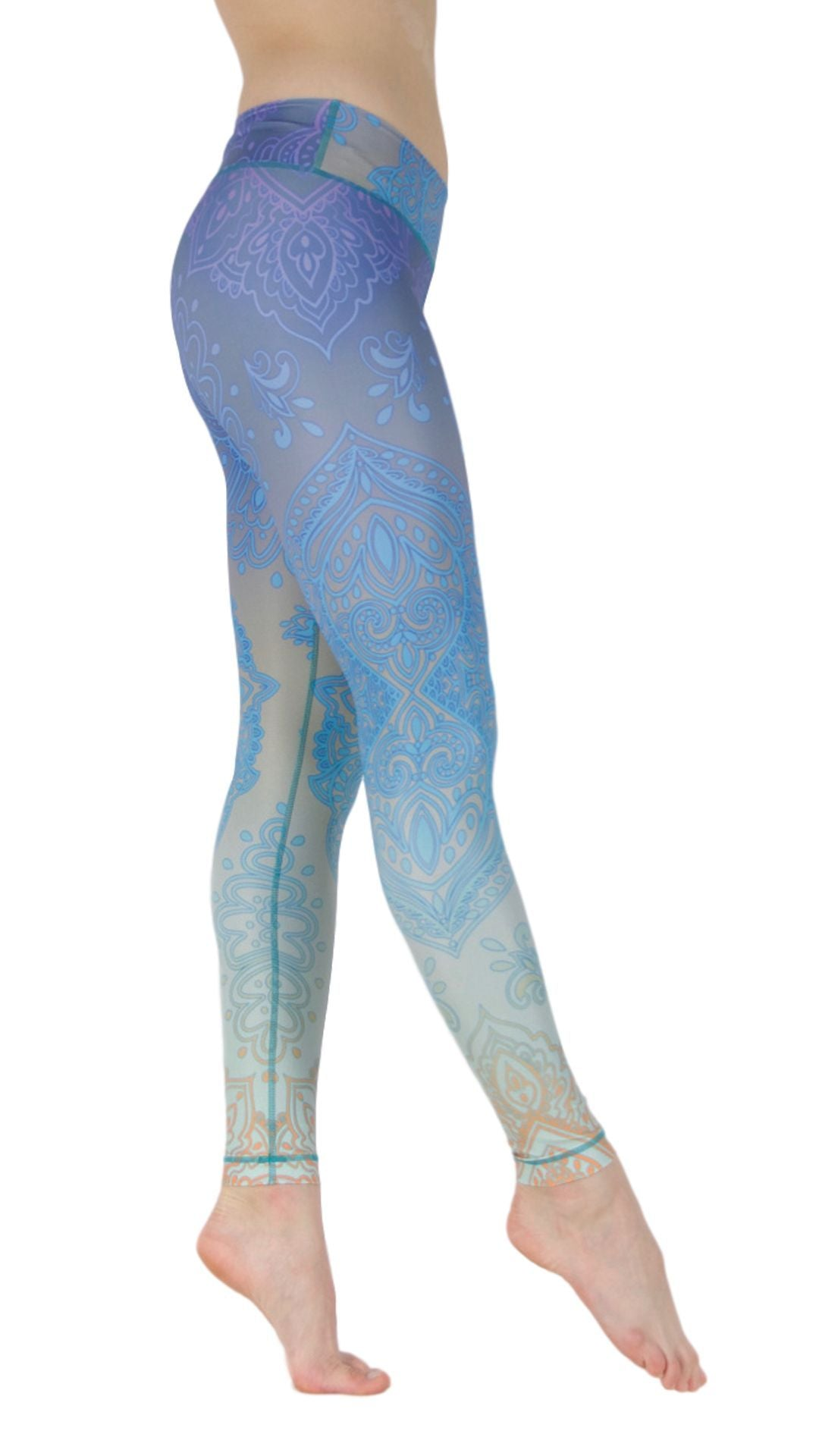 Queen by Niyama - High Quality, Yoga Legging for Movement Artists.