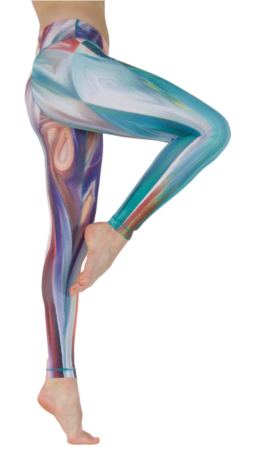 Miracle by Niyama - High Quality, Yoga Legging for Movement Artists.