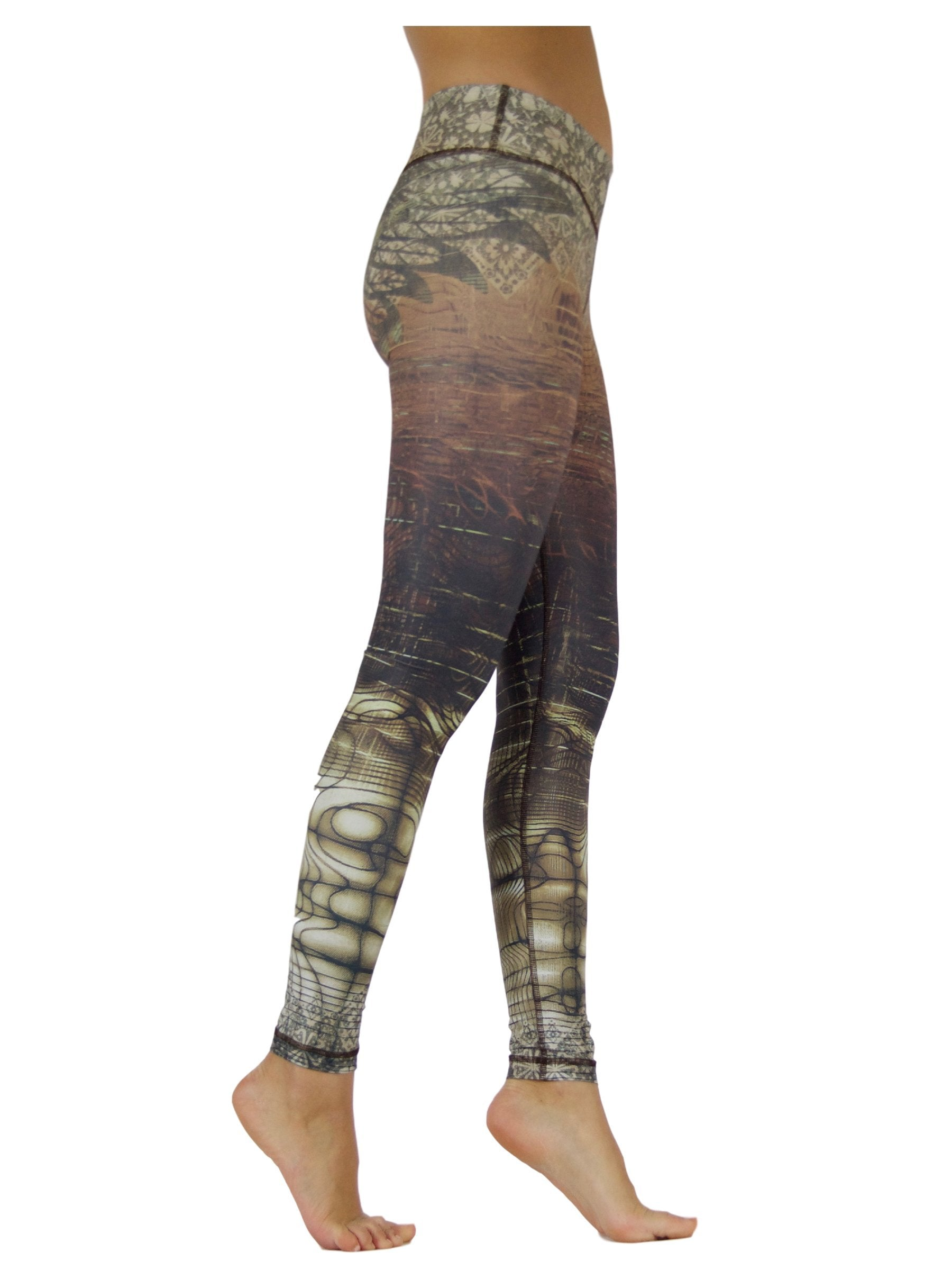 Little Feather by Niyama - High Quality, Yoga Legging for Movement Artists.
