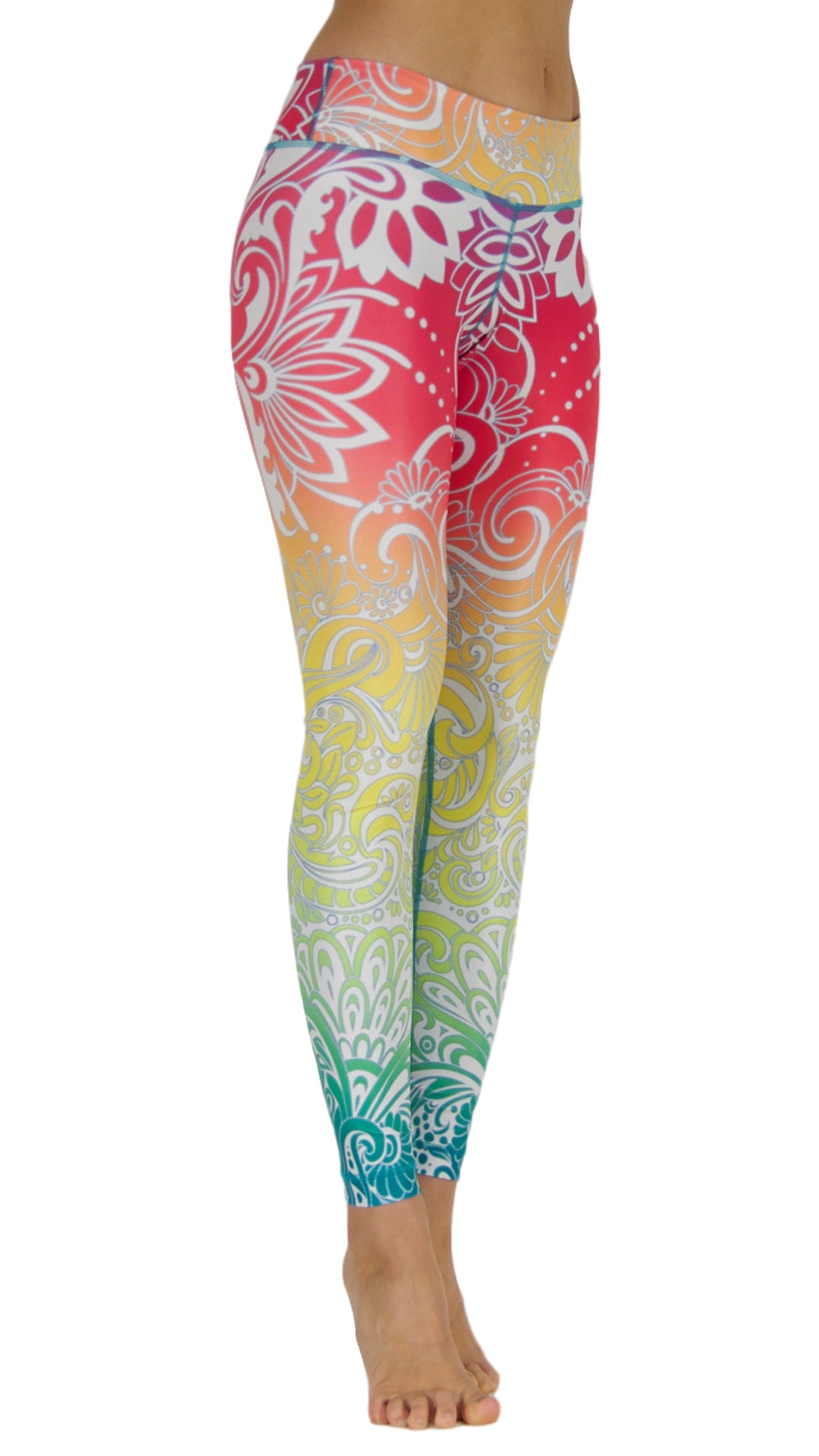 Barbados by Niyama - High Quality, Yoga Legging for Movement Artists.