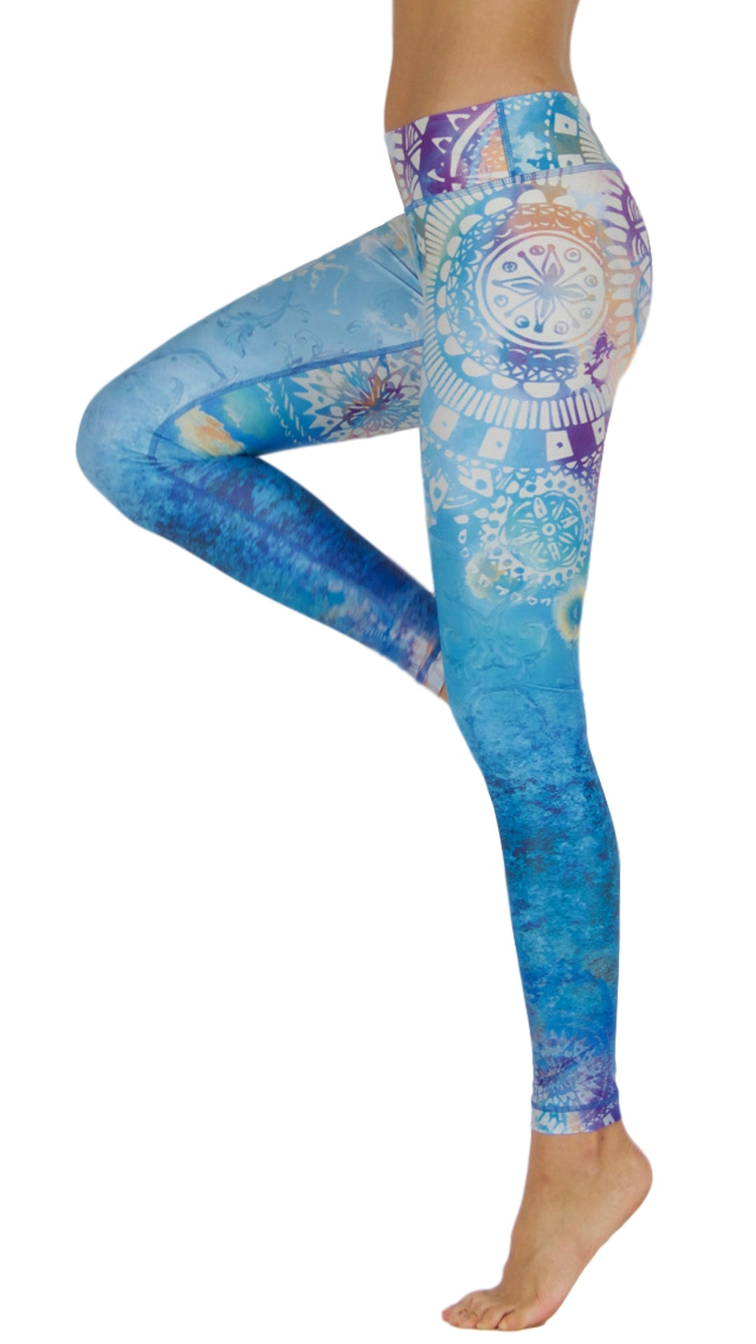 Beautiful Times by Niyama - High Quality, Yoga Legging for Movement Artists.