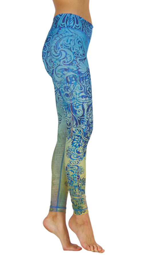 Cool Karma by Niyama - High Quality, Yoga Legging for Movement Artists.