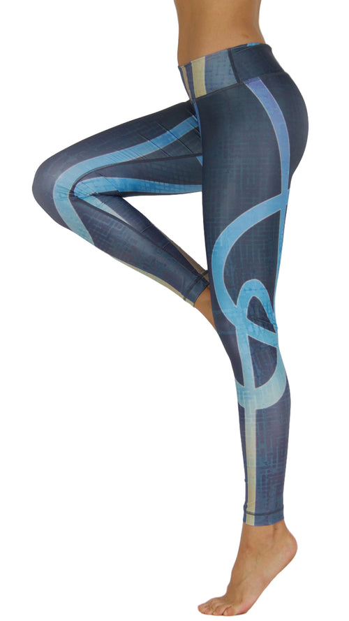 Syracuse by Niyama - High Quality, Yoga Legging for Movement Artists.