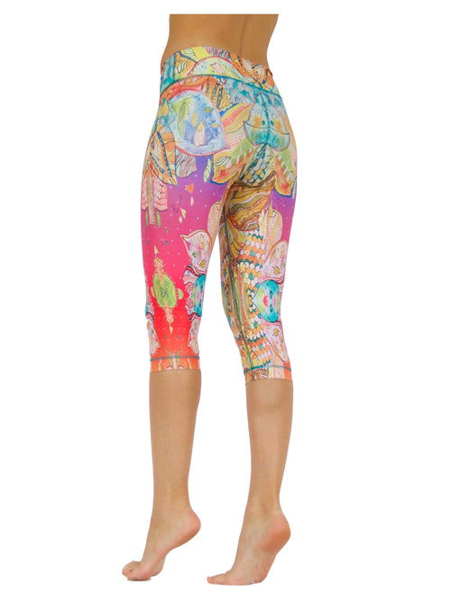 Barcelona by Niyama - High Quality, , Yoga Legging for Movement Artists.