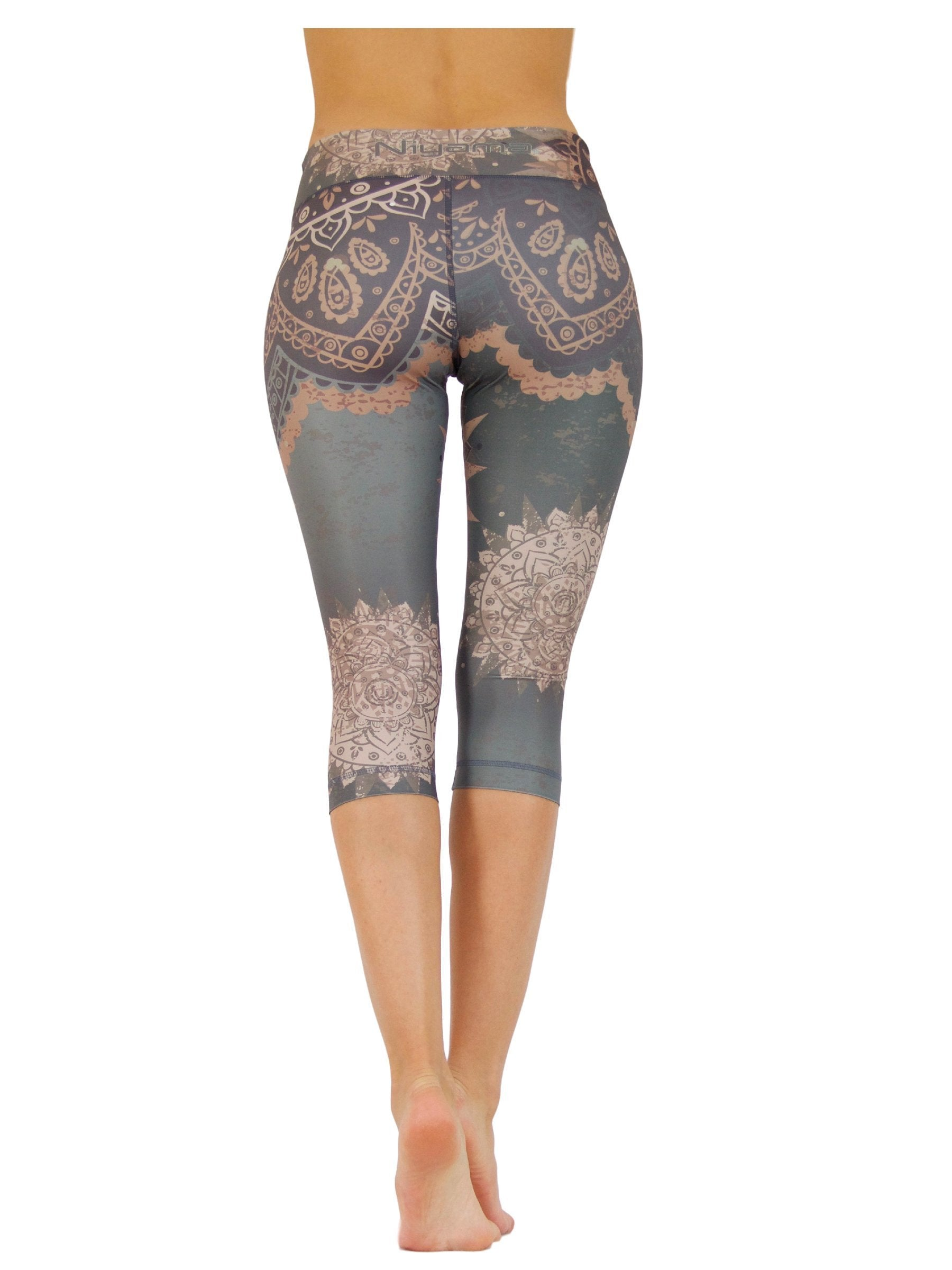 Dancing Beauty by Niyama - High Quality, , Yoga Legging for Movement Artists.