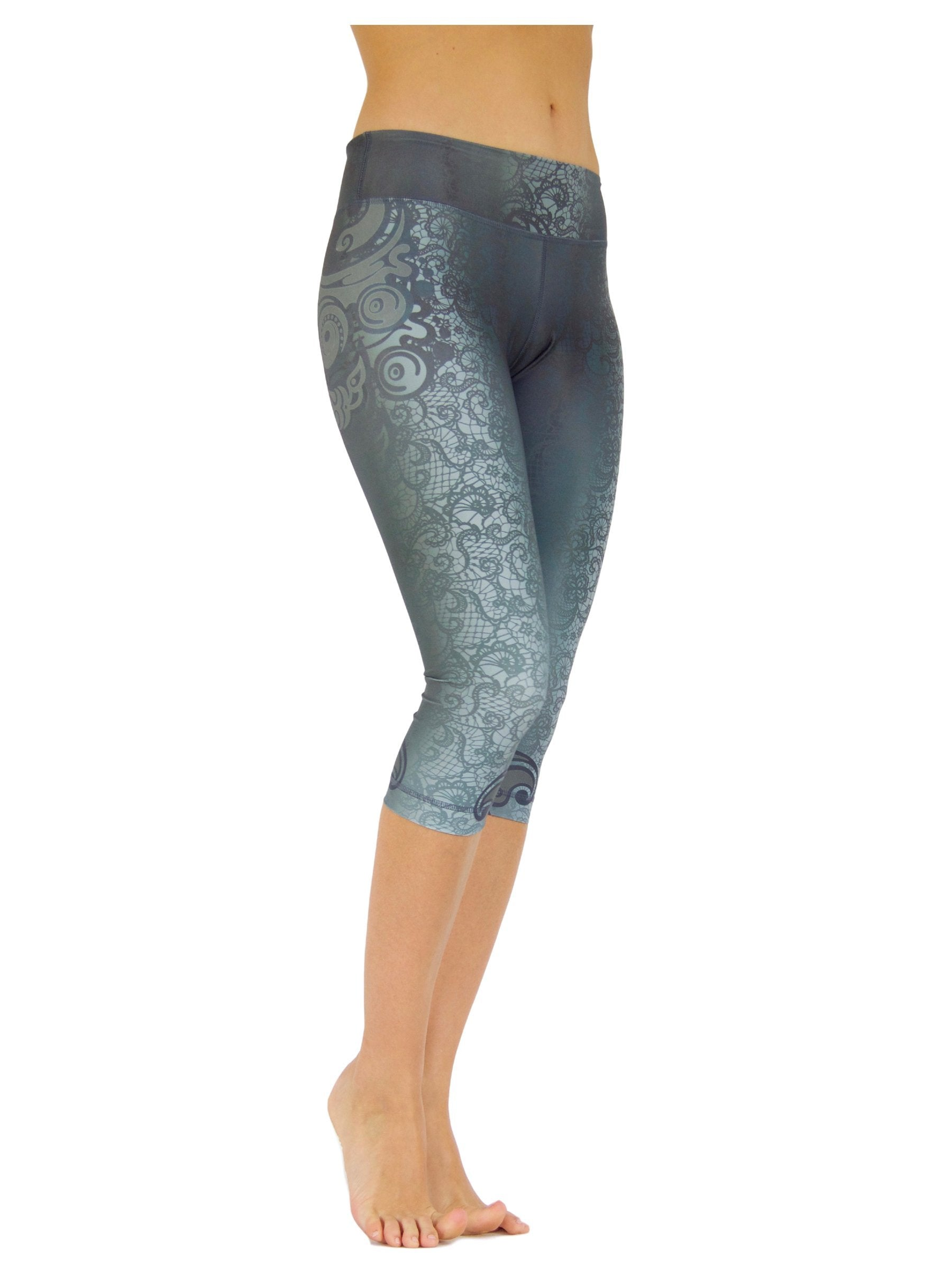 Maori Magic by Niyama - High Quality, , Yoga Legging for Movement Artists.