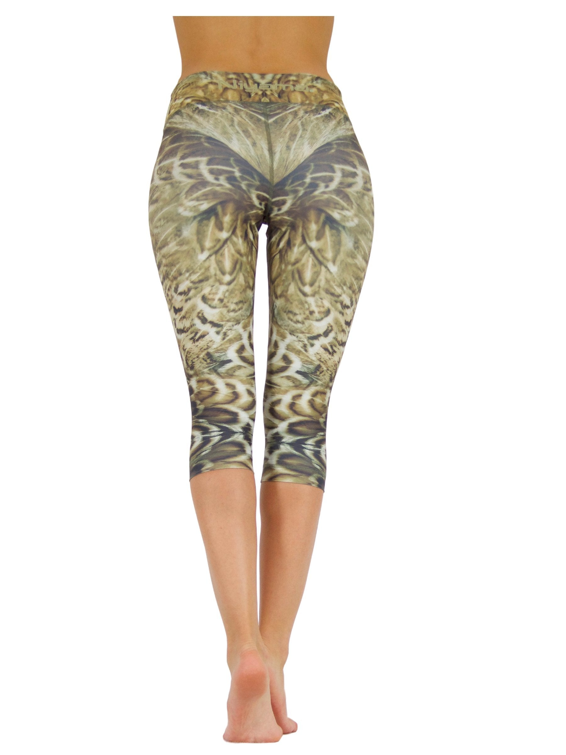 Free Eagle by Niyama - High Quality, , Yoga Legging for Movement Artists.