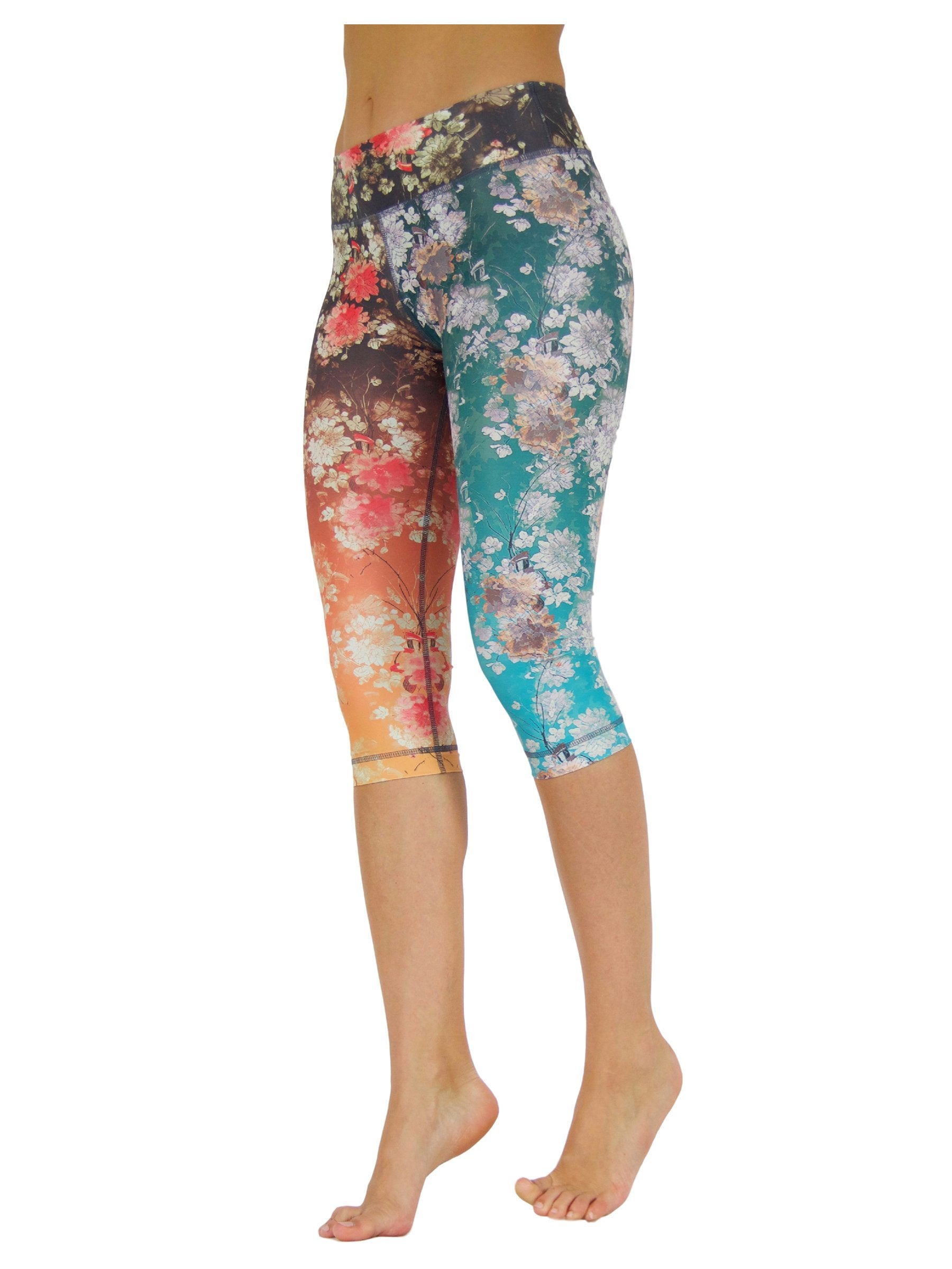 Summerbreeze by Niyama - High Quality, , Yoga Legging for Movement Artists.