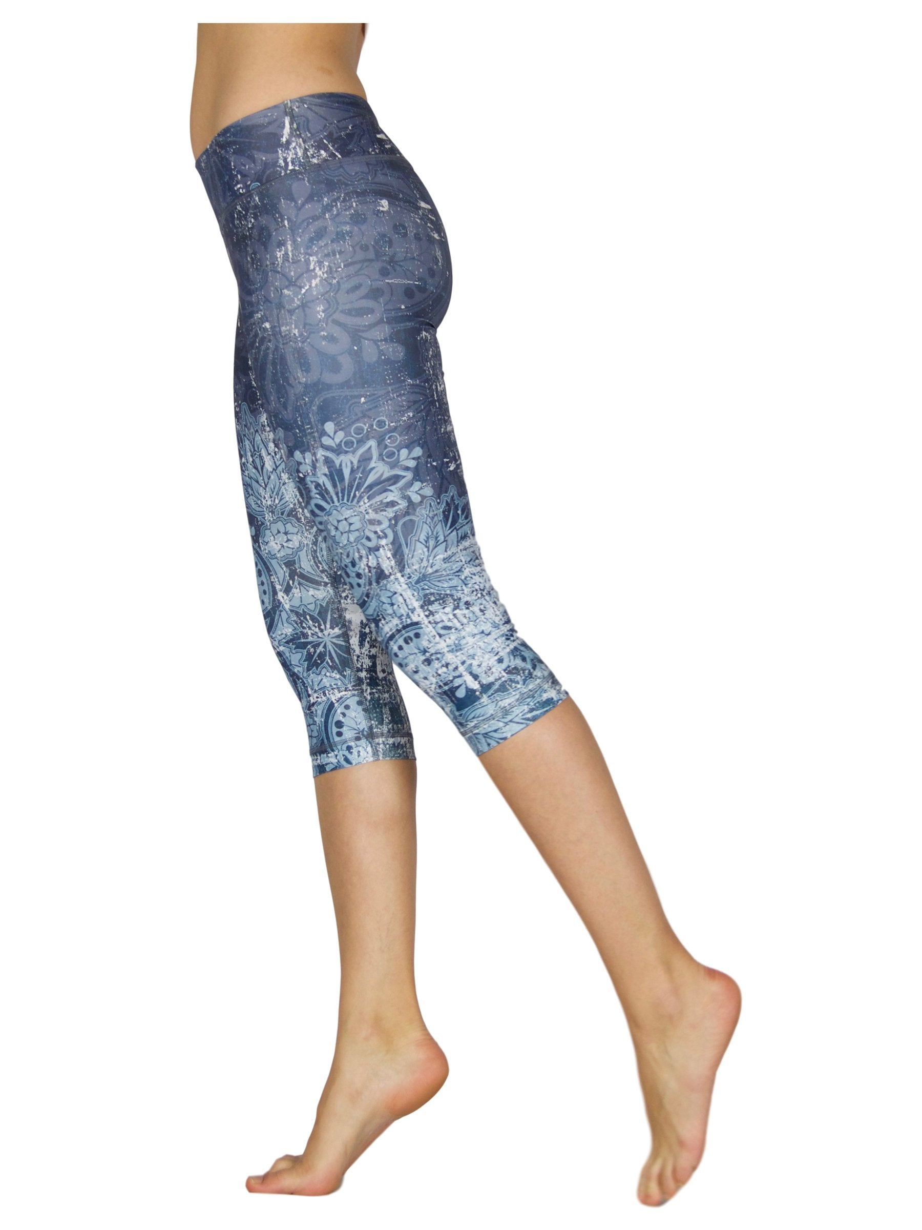 Love and Light by Niyama - High Quality, , Yoga Legging for Movement Artists.