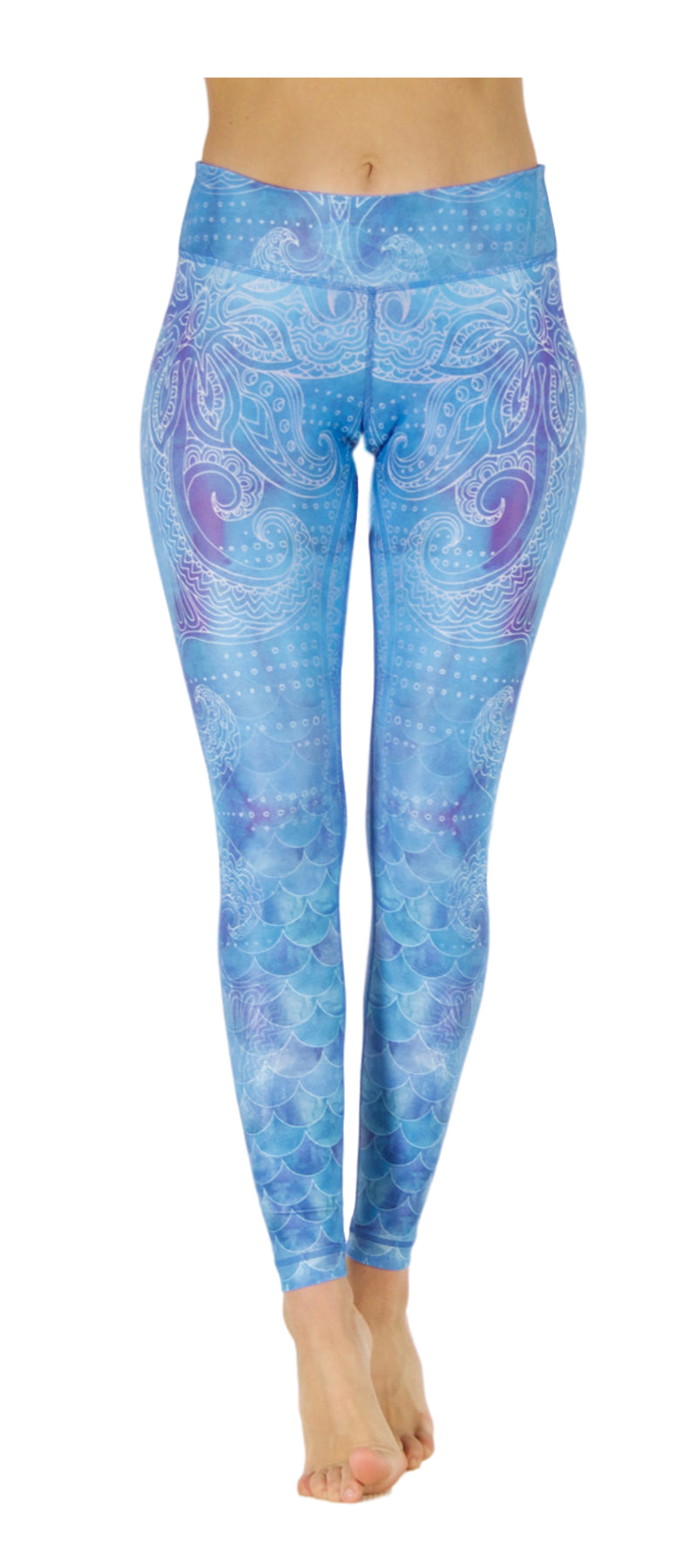 Mermaid by Niyama - High Quality, Yoga Legging for Movement Artists.