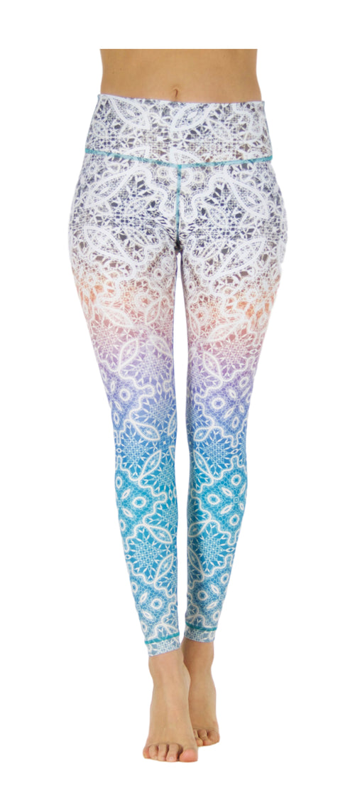 Siena by Niyama - High Quality, Yoga Legging for Movement Artists.