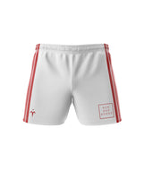 Big Red Rugby White Shorts