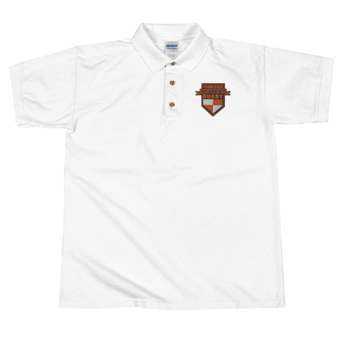 Tennessee Academy Rugby Embroidered Polo Shirt
