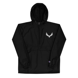 Mavericks Rugby Embroidered Champion Packable Jacket