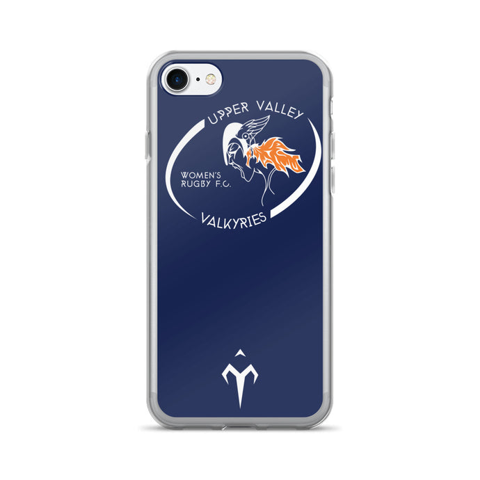 Upper Valley Valkyries Blue iPhone 7/7 Plus Case