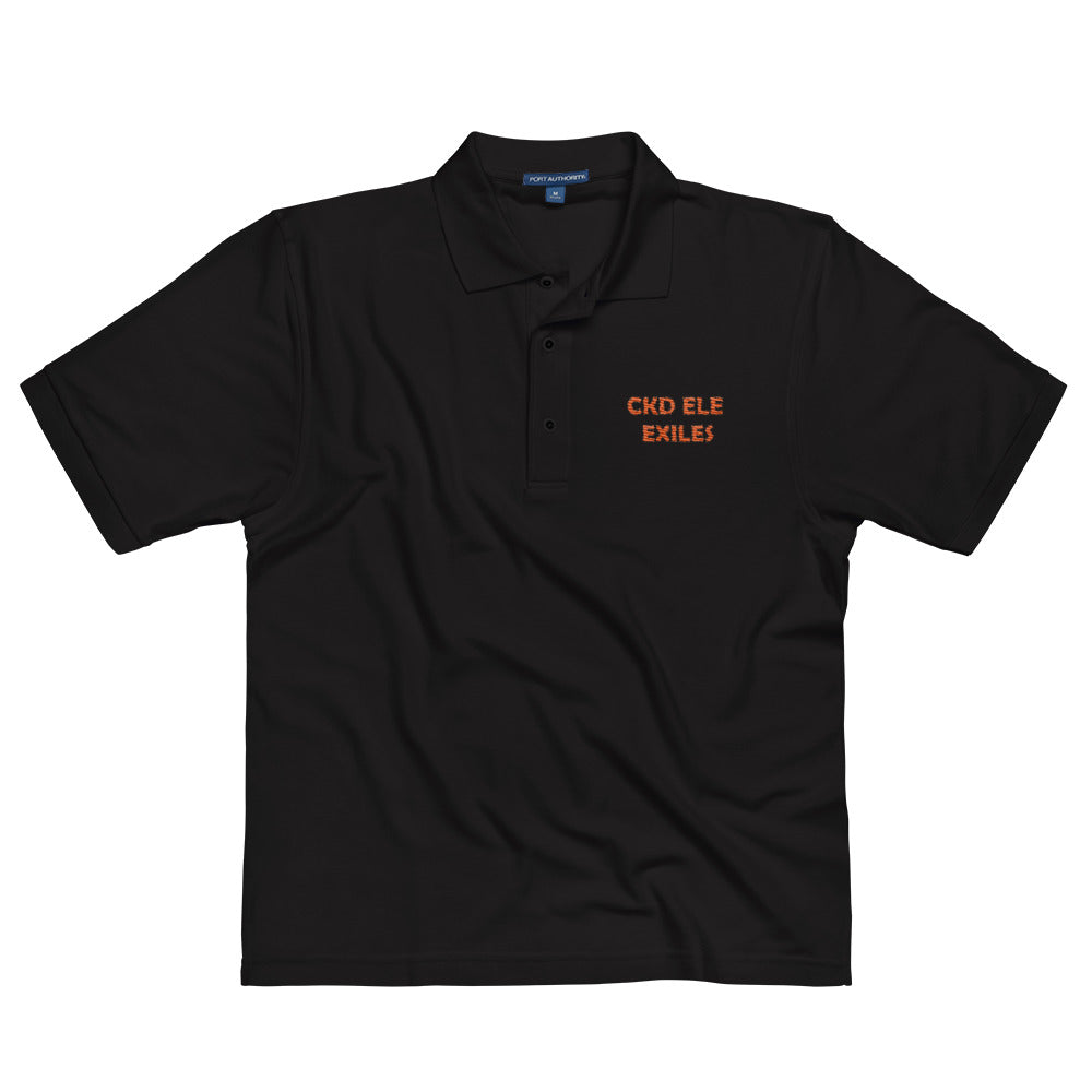 Evanston Exiles Rugby Embroidered Polo Shirt