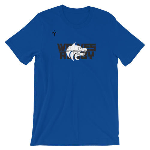 Wolves Rugby Short-Sleeve Unisex T-Shirt
