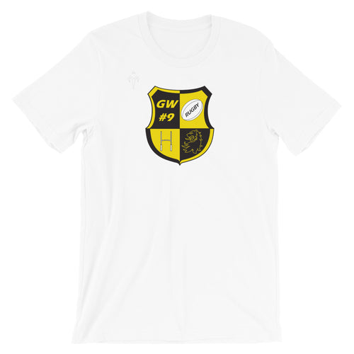 Council Bluffs Rugby Short-Sleeve Unisex T-Shirt