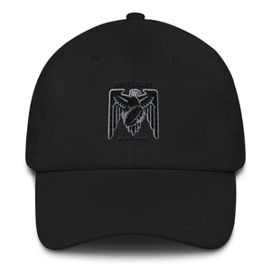 Goth Rugby Dad hat
