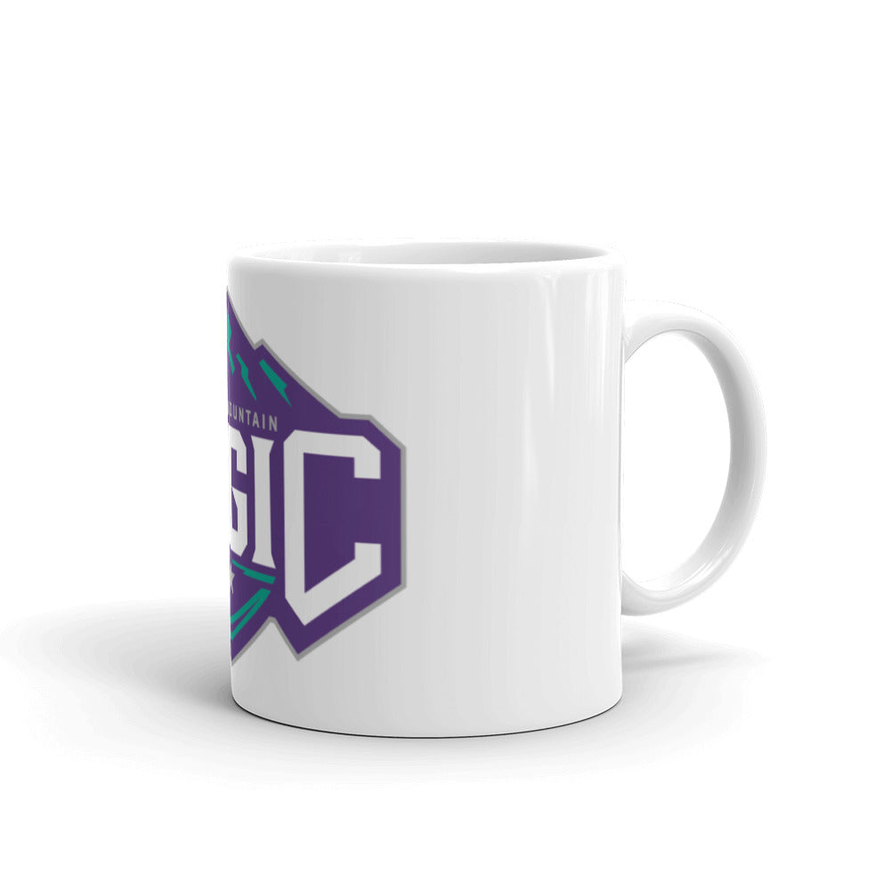 Rocky Mountain Magic Rugby Mug