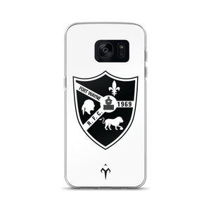 Fort Wayne Rugby Black Samsung Case
