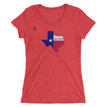 Texas Rugby Ladies' short sleeve t-shirt