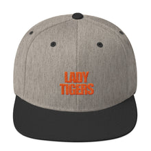 Lewisville Lady Tigers Wool Blend Snapback