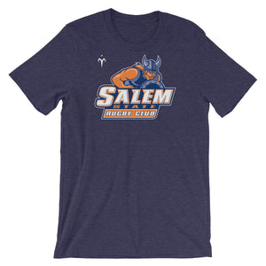 Salem State Rugby Short-Sleeve Unisex T-Shirt