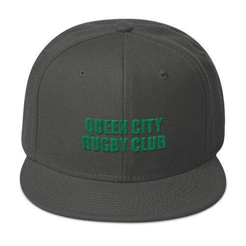 Queen City Snapback Hat