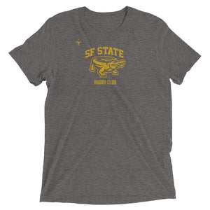San Francisco State University Rugby Short sleeve t-shirt