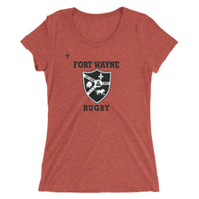 Fort Wayne Rugby Ladies' short sleeve t-shirt