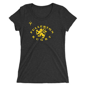 Fullerton Rugby Ladies' short sleeve t-shirt