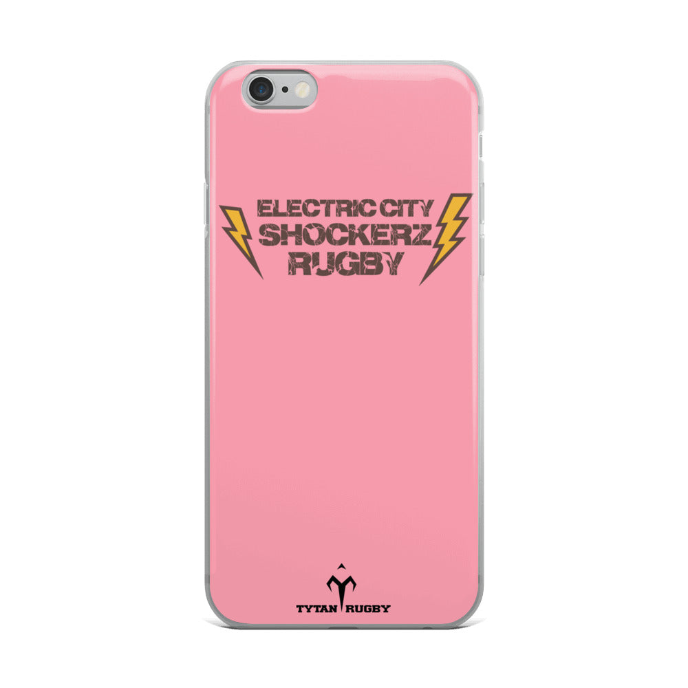Electric City Rugby iPhone Case