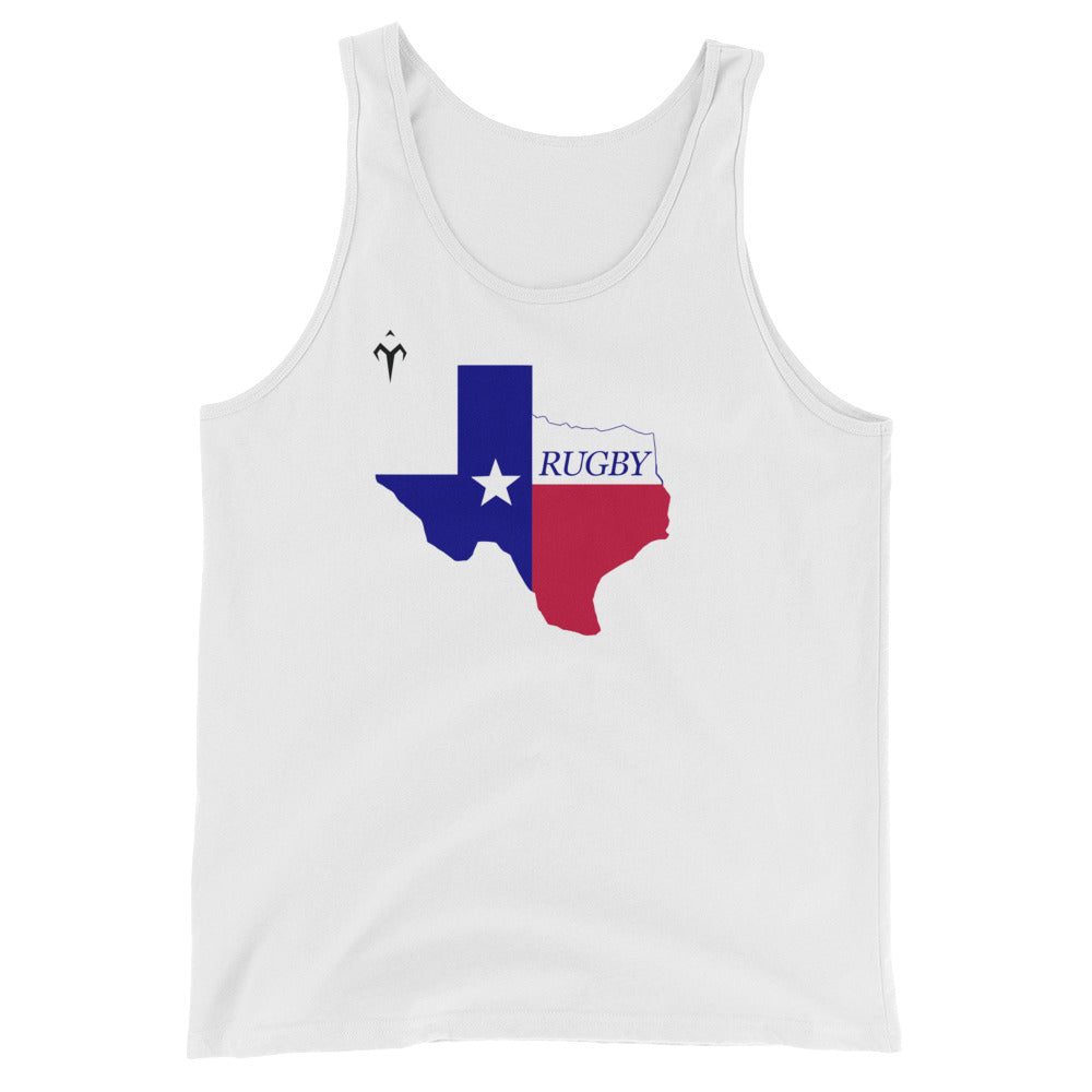 Texas Rugby Unisex  Tank Top