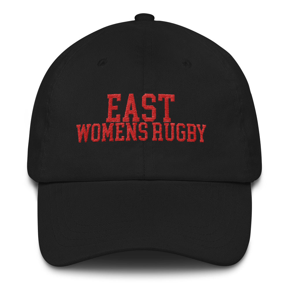 East Women's Rugby Dad hat