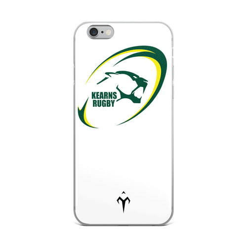 Kearns Rugby iPhone Case