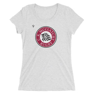 C.K. McClatchy Rugby Ladies' short sleeve t-shirt