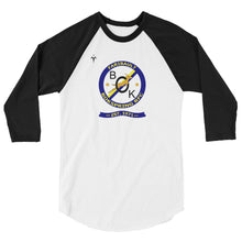 Bokspring RFC 3/4 sleeve raglan shirt