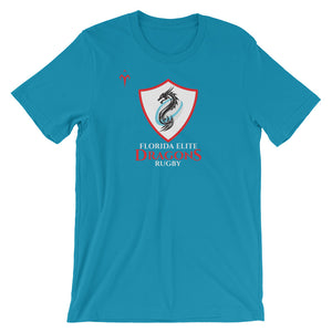 Florida Elite Dragons Short-Sleeve Unisex T-Shirt